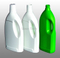 1-5L jerrycan lubricate cans bottles blow molding moulding Machine