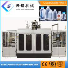 High speed Yoghurt bottle milk bottle blow molding moulding Machine