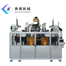 High speed 5L 10L 20L 25L 30L plastic bottles bucket barrel blow molding moulding making Machine